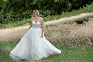 Lyn Ashworth by Sarah Barrett at Sarah Elizabeth Bridal