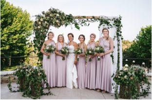 Real bride from Sarah Elizabeth Bridal Cheltenham